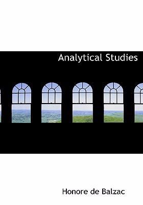 Analytical Studies 9780554272139