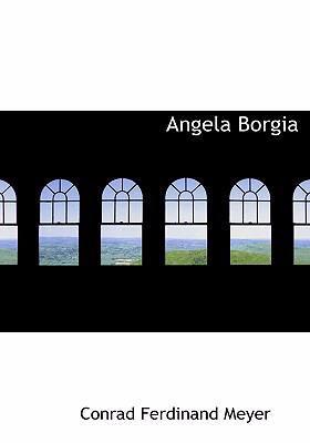 Angela Borgia 9780554263557