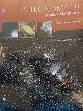 Astronomy 10 Student Handbook 9780558381318