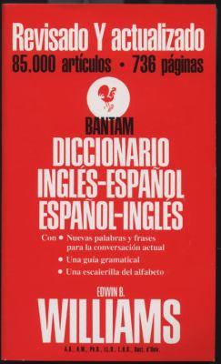 Diccionario Ingles-Espanol, Espanol-Ingles 9780553263701
