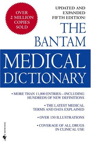 Bantam Medical Dictionary, Fifth Edition 9780553587364