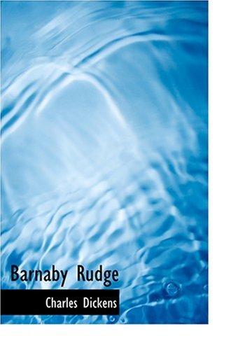 Barnaby Rudge 9780554282312