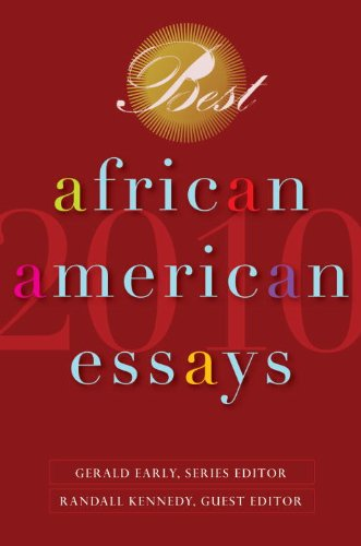 Best African American Essays 9780553385373