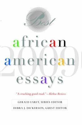 Best African American Essays: 2009 9780553385366