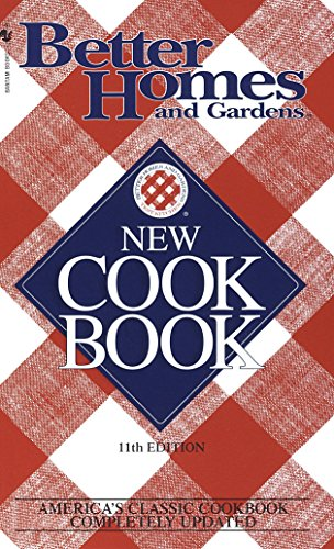 Better Homes and Gardens New Cook Book 9780553577952