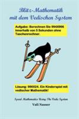 Blitz-Mathematik Mit Dem Vedischen System 9780557331598