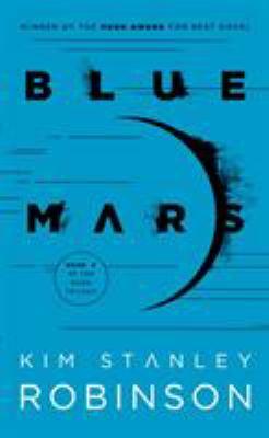 Blue Mars 9780553573350