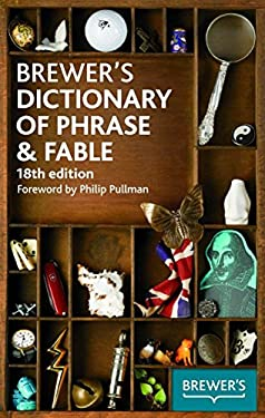 Brewer's Dictionary of Phrase & Fable 9780550104113