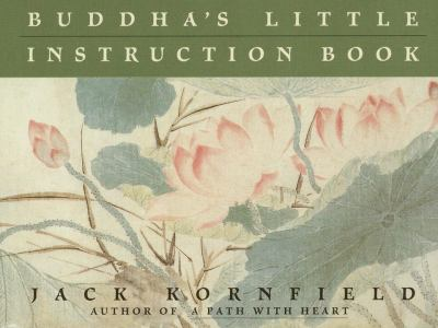 Buddha's Little Instruction Book 9780553373851