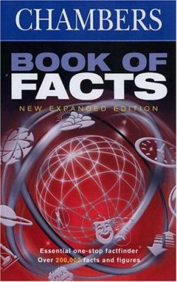 Chambers Book of Facts 9780550101372