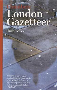 Chambers London Gazetteer 9780550103260