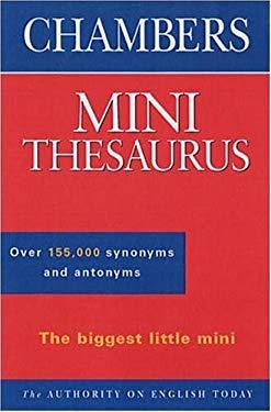 Chambers Mini Thesaurus