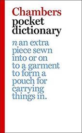 Chambers Pocket Dictionary