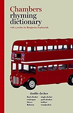 Chambers Rhyming Dictionary 9780550103475