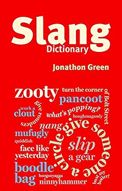 Slang Dictionary 9780550105639