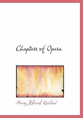 Chapters of Opera 9780554236711