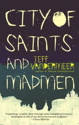City of Saints and Madmen 9780553383577