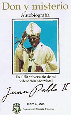 Don y Misterio: Autobiografia, Juan Pablo II 9780553060645