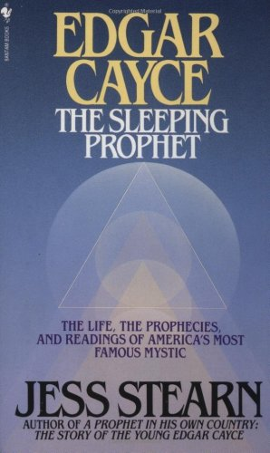 Edgar Cayce: The Sleeping Prophet 9780553260854