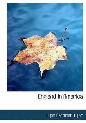 England in America 9780554258942