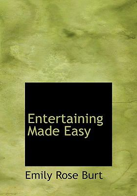 Entertaining Made Easy 9780554303369