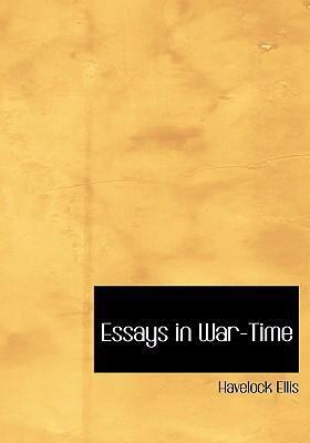 Essays in War-Time