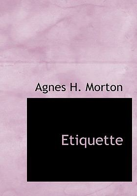 Etiquette 9780554286723