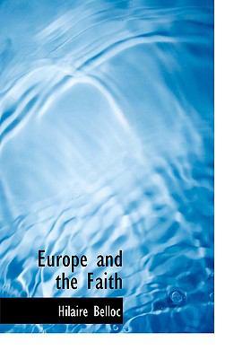 Europe and the Faith 9780554227511