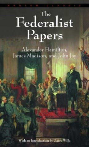 Federalist Papers 9780553213409