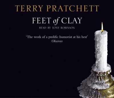 Feet of Clay 9780552153263