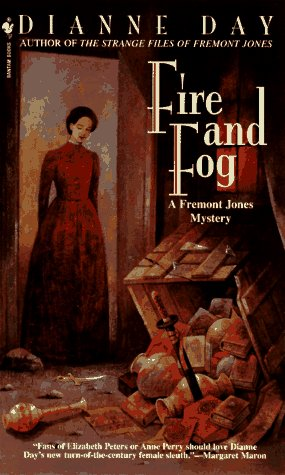 Fire and Fog: A Fremont Jones Mystery 9780553569223