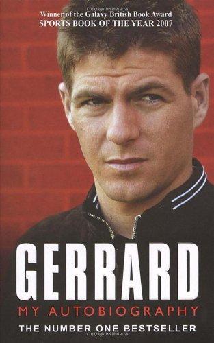 Gerrard: My Autobiography 9780553817331