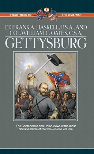 Gettysburg: Two Eyewitness Accounts 9780553298321
