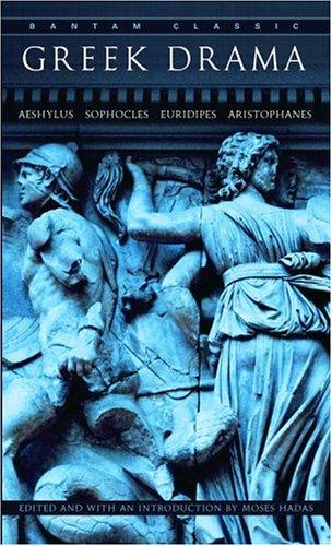 Greek Drama 9780553212211