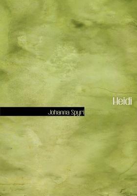 Heidi 9780554263625