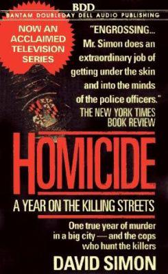 Homicide 9780553478341