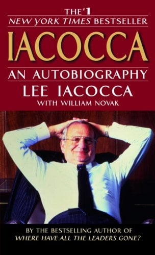 Iacocca: An Autobiography 9780553251470