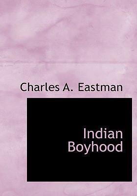 Indian Boyhood 9780554247120
