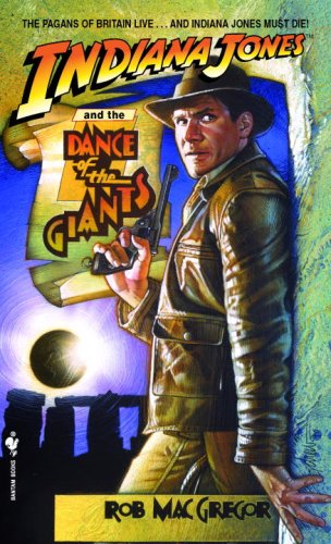 Indiana Jones and the Dance of the Giants 9780553290356