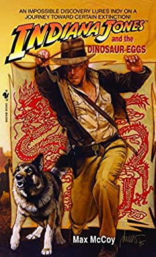 Indiana Jones and the Dinosaur Eggs 9780553561937