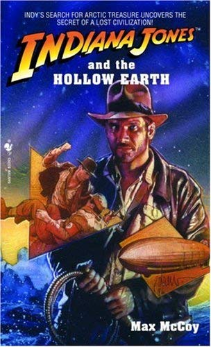 Indiana Jones and the Hollow Earth 9780553561951