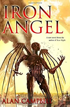Iron Angel 9780553384178