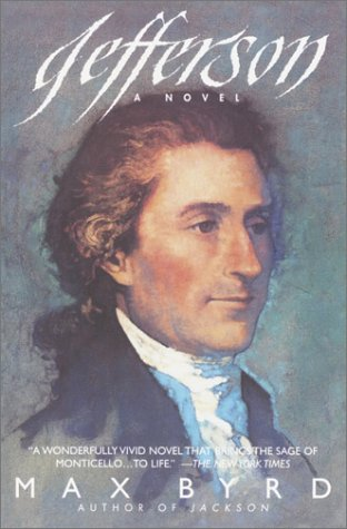 Jefferson: A Novel - Byrd, Max