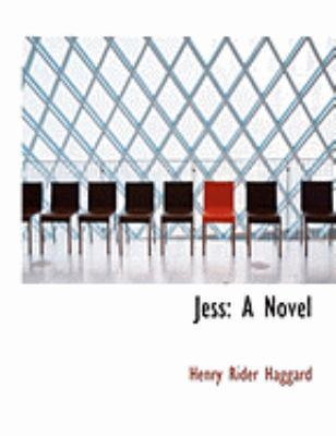 Jess: A Novel (Large Print Edition) 9780559003028