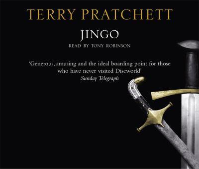 Jingo 9780552154178