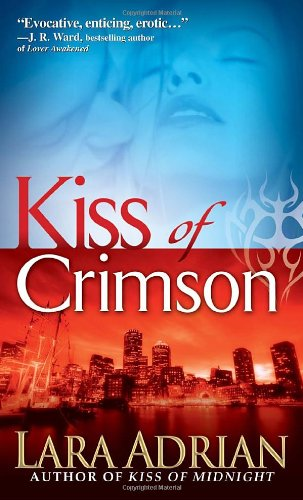 Kiss of Crimson 9780553589382