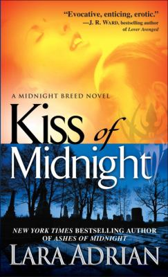 Kiss of Midnight 9780553589375