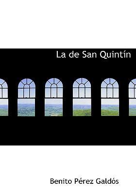 La de San Quintin 9780554285900