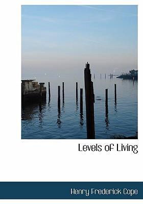 Levels of Living 9780554272528