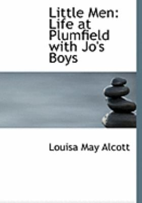 Little Men: Life at Plumfield with Jo's Boys (Large Print Edition) 9780559042966